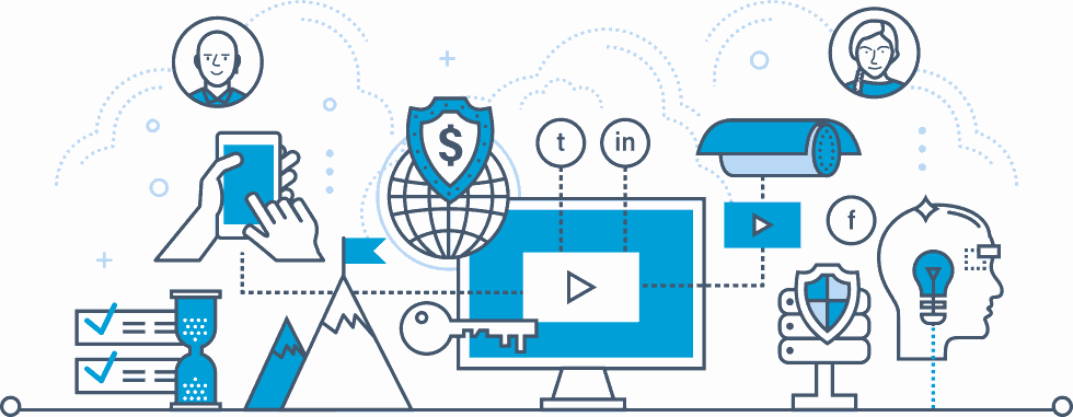 Cloud based, on-demand video security ​​means you always have eyes-on any threat