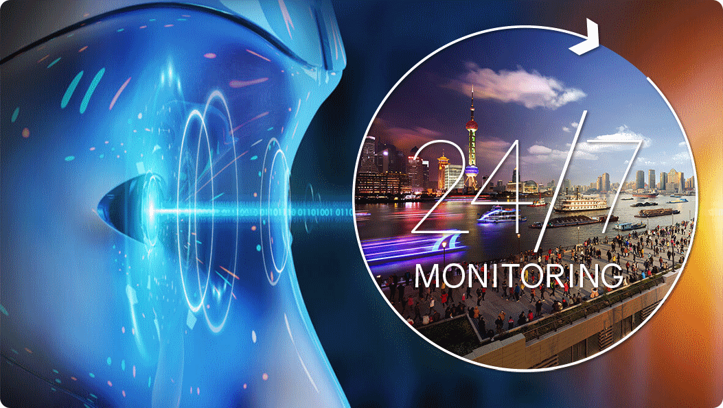 24/7 Continuous Monitoring